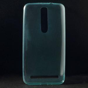 Ultratenký slim obal pre Asus Zenfone 2 ZE551ML - svetlomodrý - 1