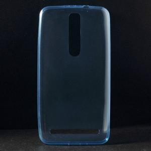 Ultratenký slim obal na Asus Zenfone 2 ZE551ML - tmavomodrý - 1