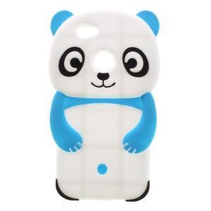 PandaStyle silikonový obal na Huawei Nova - modrý - 1