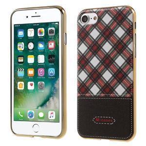 Emotive gélový obal pre iPhone 7 a iPhone 8 - vzor II - 1