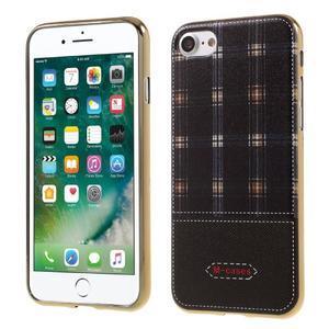 Emotive gélový obal pre iPhone 7 a iPhone 8 - vzor III - 1