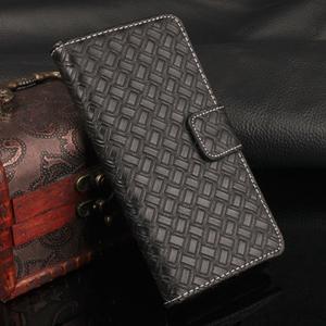 GintMat peňaženkové puzdro pre iPhone 7 a iPhone 8 - čierne - 1