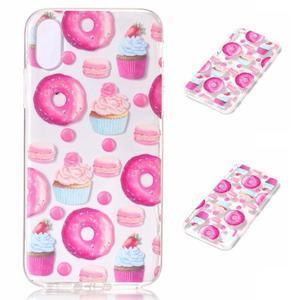 Bossi gélový obal na mobil iPhone X - sladké neresti - 1