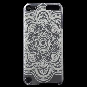 Plastový obal pre iPod Touch 5 - očarujúci kvet - 1