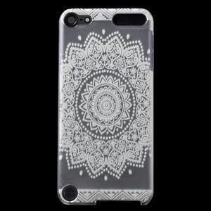 Plastový obal pre iPod Touch 5 - mandala - 1