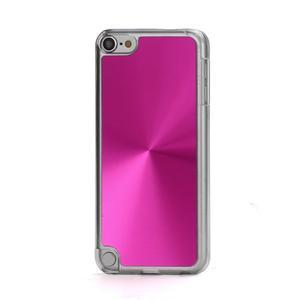 Zen metalický obal na iPod Touch 5 - rose - 1