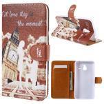Zapínacie peňaženkové puzdro Microsoft Lumia 640 XL - Big Ben - 1/7