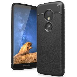 IVS odolný gélový obal na mobil Motorola Moto G6 Play - čierny - 1