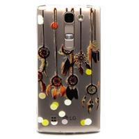 Priehľadný gélový obal pre LG G4c - dream - 1/3