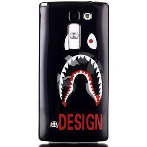 Soft gélové puzdro na LG G4c - monster - 1