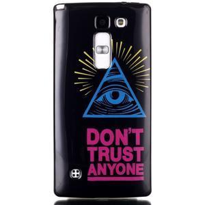 Soft gélové puzdro na LG G4c - oko - 1
