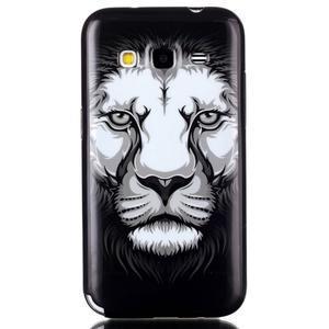 Gelový kryt na mobil Samsung Galaxy Core Prime - lev - 1