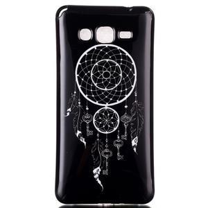Jelly gélový obal pre mobil Samsung Galaxy Grand Prime - snívanie - 1