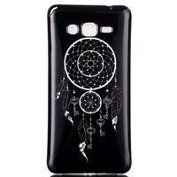 Jelly gélový obal pre mobil Samsung Galaxy Grand Prime - snívanie - 1/3