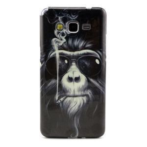 Gélový kryt na Samsung Grand Prime - orangutan - 1