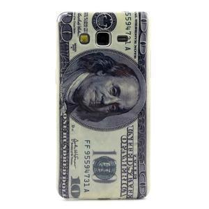 Gélový kryt na Samsung Grand Prime - bankovka - 1