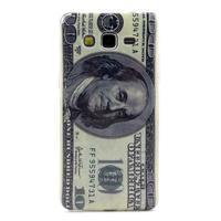 Gélový kryt na Samsung Grand Prime - bankovka - 1/3