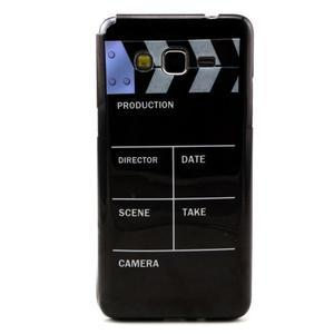 Gélový kryt na Samsung Grand Prime - movie - 1