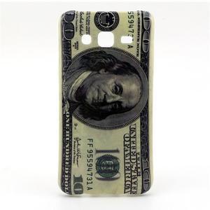 Stylový gélový kryt na Samsung Galaxy J5 - bankovnka 100 $ - 1