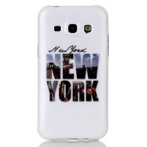 Gélový obal na mobil Samsung Galaxy J5 - New York - 1