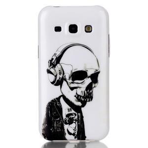 Gélový obal na mobil Samsung Galaxy J5 - stařík - 1