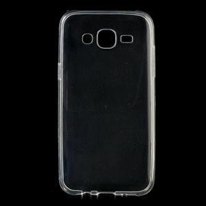 Ultra tenký slim obal pre Samsung Galaxy J5 - transparentný - 1
