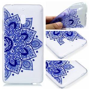 Patt silikónový kryt na mobil Nokia 2.1 - kvet - 1