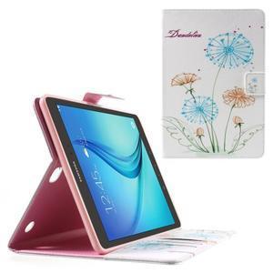 Ochranné puzdro pre Samsung Galaxy Tab A 9.7 - malovaná púpava - 1