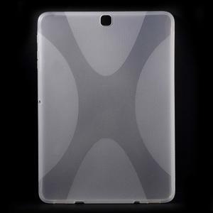X-line gélový kryt pre Samsung Galaxy Tab S2 9.7 - transparentný - 1
