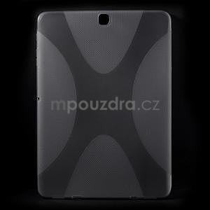 X-line gélový kryt pre Samsung Galaxy Tab S2 9.7 - šedý - 1