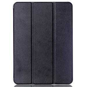 Trifold polohovateľné púzdro pre Samsung Galaxy Tab S2 9.7 - čierne - 1