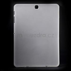 Glossy gélový obal pre Samsung Galaxy Tab S2 9.7 - transparentný - 1