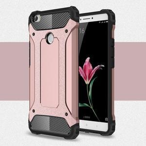 Guard odolný obal pre mobil Xiaomi Mi Max - ružovozlatý - 1