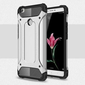 Guard odolný obal pre mobil Xiaomi Mi Max - strieborny - 1