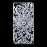 Ultratenký gélový obal pre Sony Xperia E5 - henna - 1/5