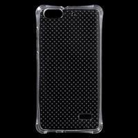 Transparentní gelový kryt na mobil Honor 4C - 1/5