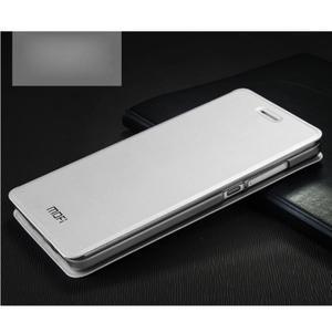 Vintage stylové pouzdro na mobil Honor 4C - bílé - 1