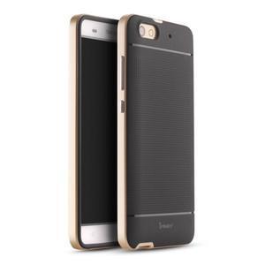 Odolný obal na mobil Honor 4C - zlatý - 1