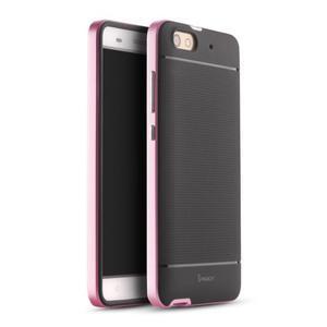 Odolný obal pre mobil Honor 4C - ružový - 1