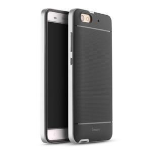 Odolný obal pre mobil Honor 4C - strieborny - 1