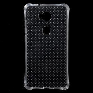 Transparentní gelový obal na Honor 5X - 1