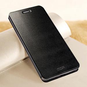 Vintage puzdro pre mobil Honor 5X - čierne - 1