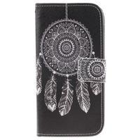Peňaženkové puzdro pre mobil LG K10 - lapač snov - 1/7
