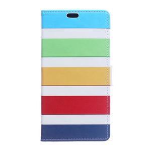 Style peněženkové pouzdro na LG K4 - barvy - 1
