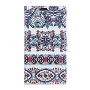 Style peňaženkové puzdro pre LG K4 - pattern - 1