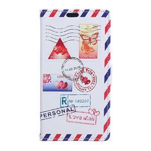 Style peňaženkové puzdro pre LG K4 - mail - 1