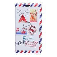Style peňaženkové puzdro pre LG K4 - mail - 1/4
