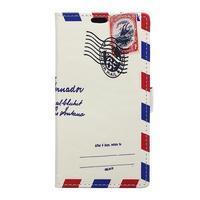 Style peňaženkové puzdro pre LG K4 - air mail - 1/5