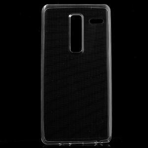 Ultratenký slim gélový obal pre LG Zero - transparentný - 1