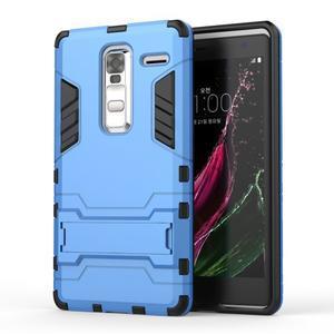 Outdoor odolný kryt pre mobil LG Zero - svetlomodrý - 1